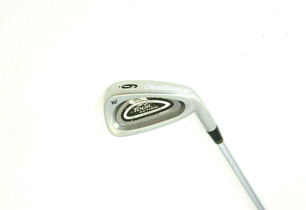 Cleveland Tour Action TA4 6 Iron Stiff Steel Shaft Cleveland Grip