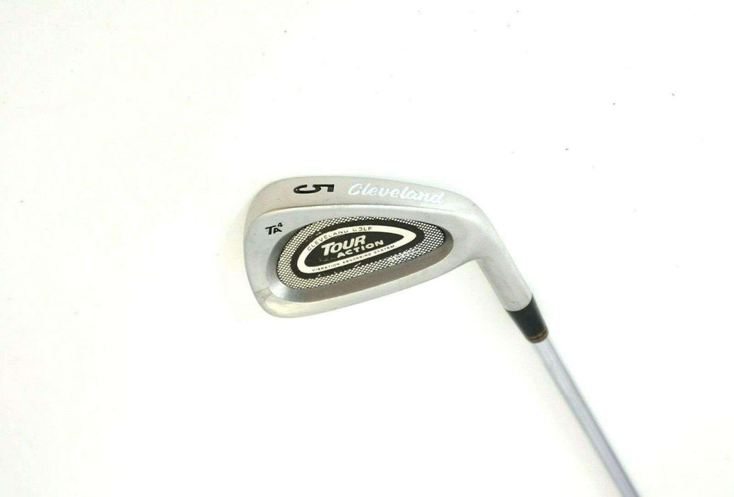 Cleveland Tour Action TA4 5 Iron Stiff Steel Shaft Cleveland Grip