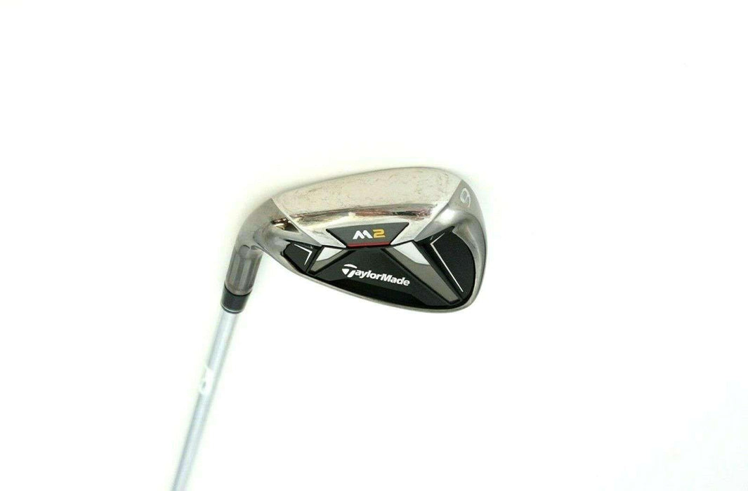 Left Handed TaylorMade M2 9 Iron Regular Steel Shaft TaylorMade Grip