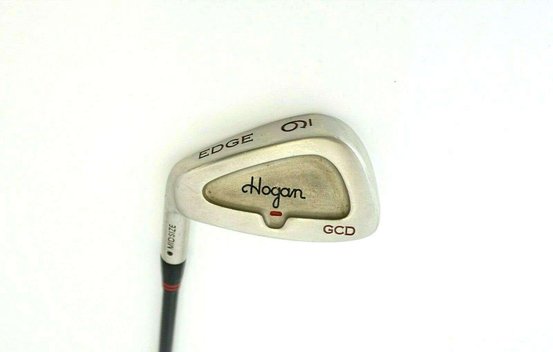 Left Handed Hogan Edge GCD 9 Iron Apex Regular Graphite Shaft Ben Hogan Grip