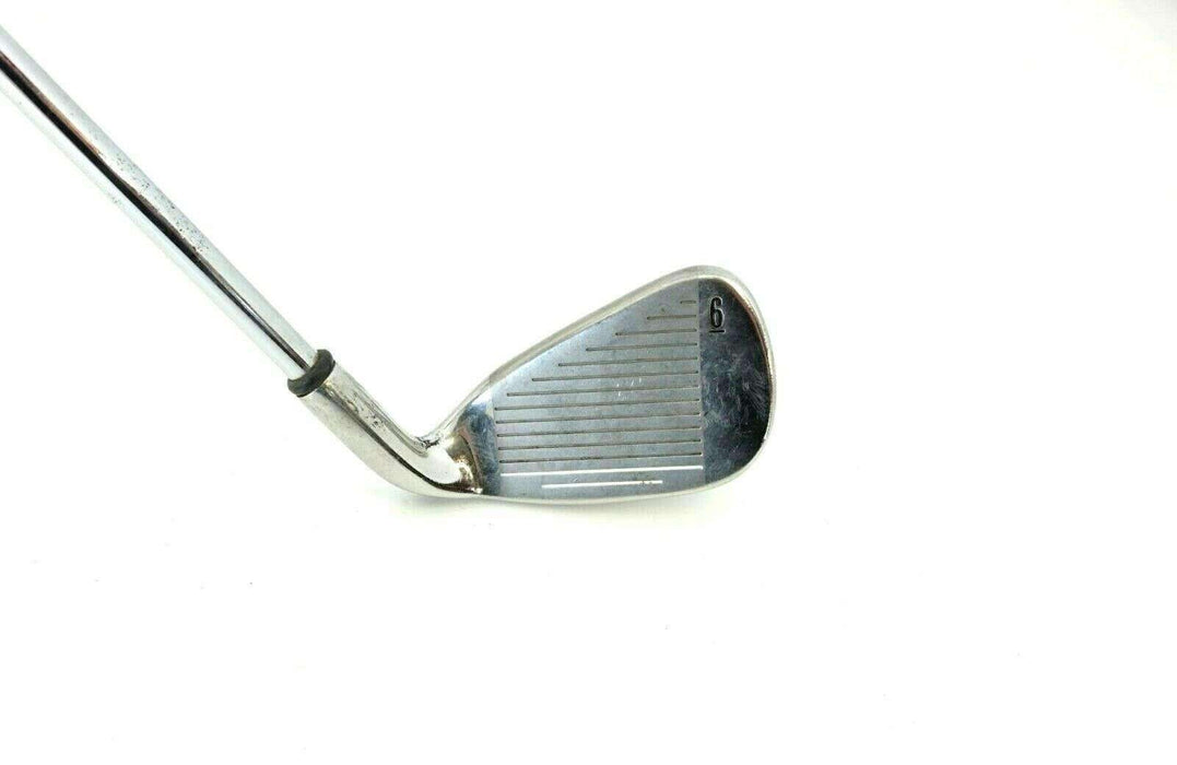 Left Handed Callaway Big Bertha 6 Iron Uniflex Steel Shaft Callaway Grip