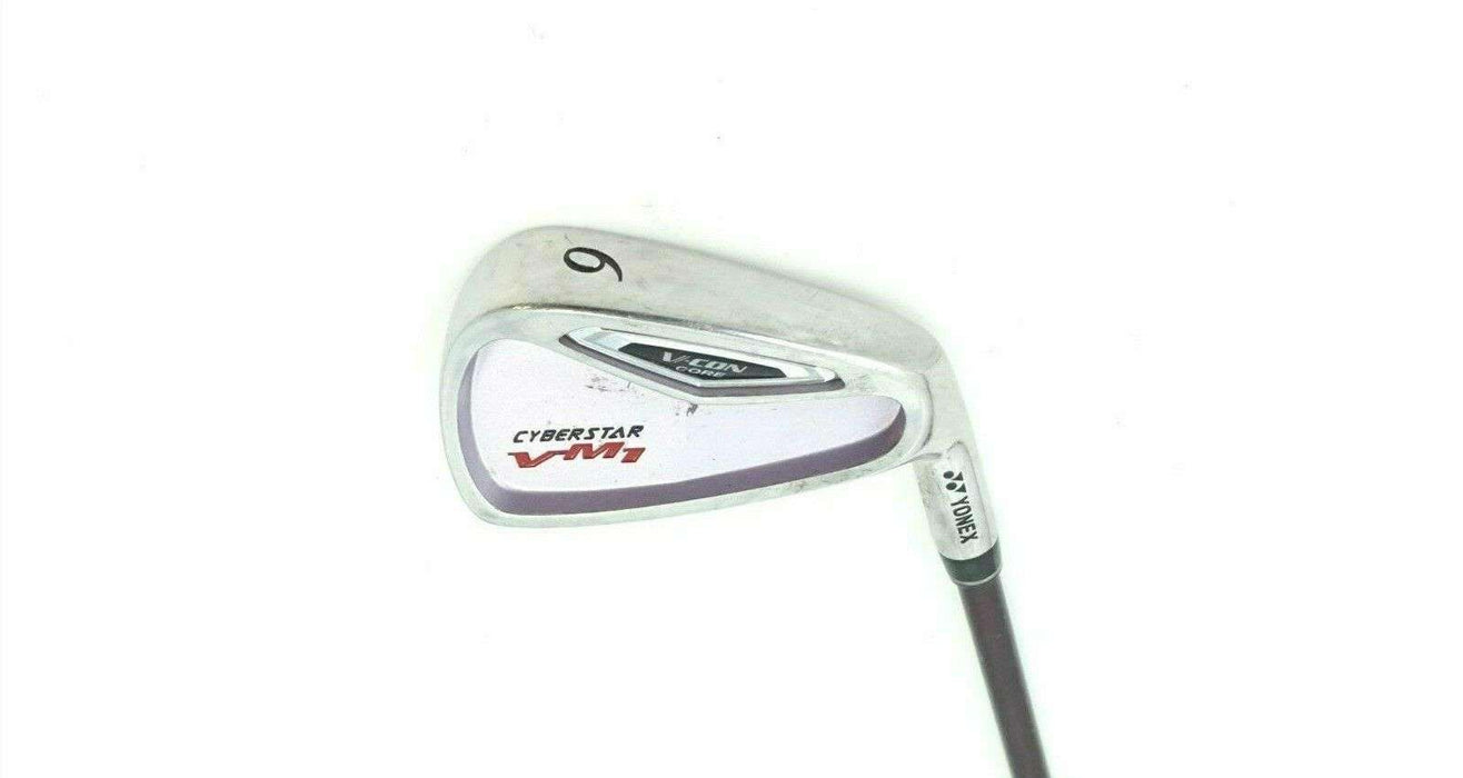 Ladies Yonex Cyberstar VM1 6 Iron Ladies Light Graphite Shaft Yonex Grip
