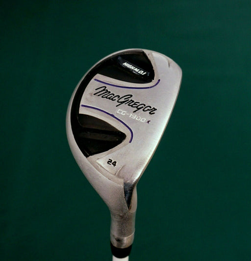 Ladies MacGregor CG 1900X High MOI 24° Fairway Wood