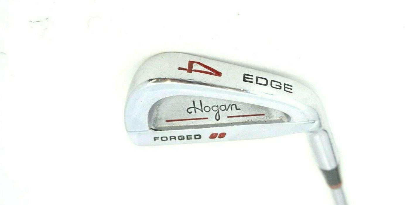 Hogan Edge Forged GS 4 Iron Apex 3 Regular Steel Shaft Hippo Grip