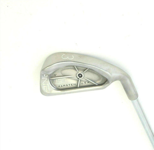 Ping ISI Black Dot 3 Iron JZ Cushin Stiff Steel Shaft