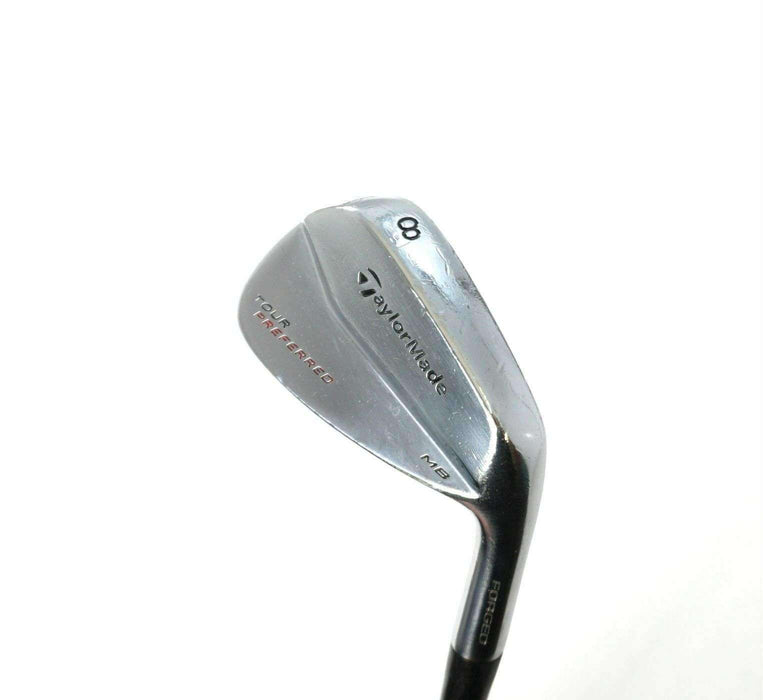 TaylorMade Tour Preferred MB Forged 8 Iron 6.0 Rifle Stiff Steel Shaft