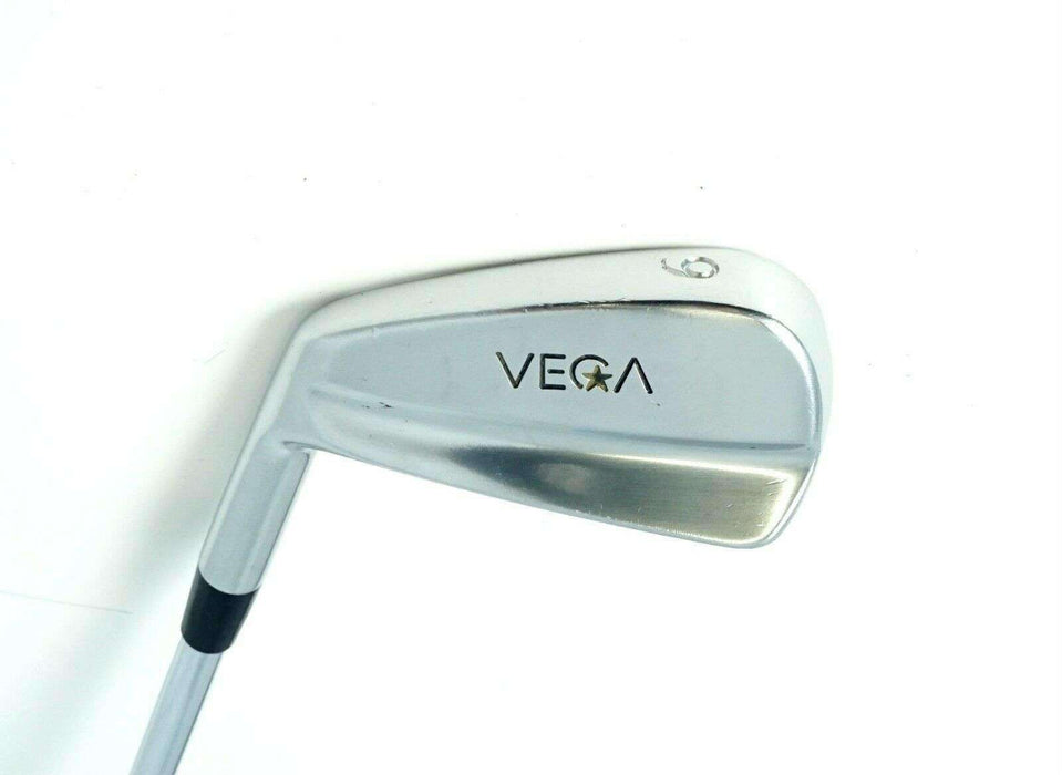 Left Handed Vega 6 Iron Shimada Tour Stiff Steel Shaft Vega Grip