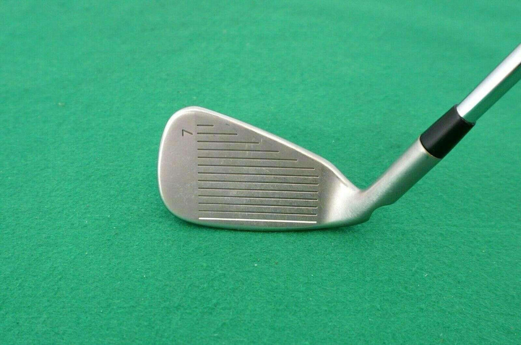 Ping G Series Blue Dot 7 Iron Seniors Steel Shaft Golf Pride Grip