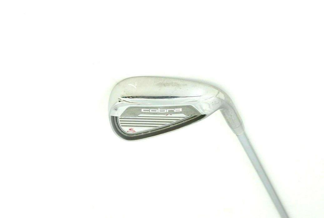 Ladies Cobra King Max Tecflo 7 Iron Ladies Graphite Shaft Cobra Grip