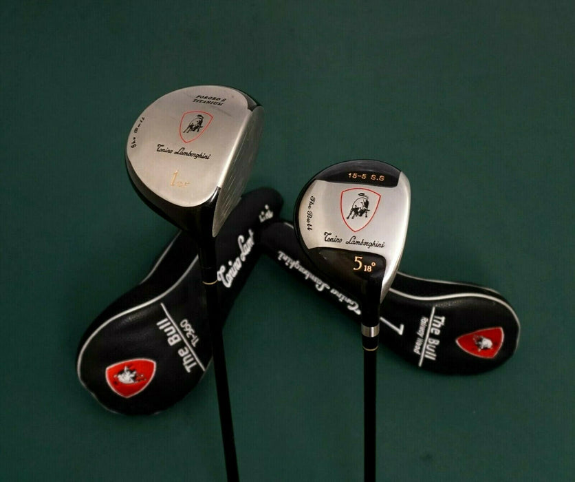 Tonino Lamborghini The Bull Driver & 5 Wood