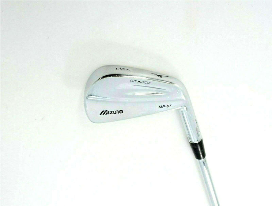 Mizuno MP 67 Grain Flow Forged 4 Iron Regular Steel Shaft Golf Pride Grip
