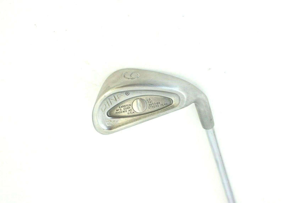Ping Eye White Dot 9 Iron Seniors Steel Shaft Golf Pride Grip