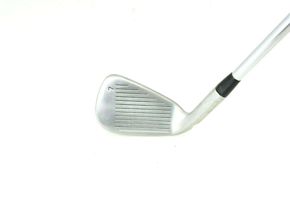 Ping i E1 Silver Dot 7 Iron Stiff Steel Shaft Ping Grip