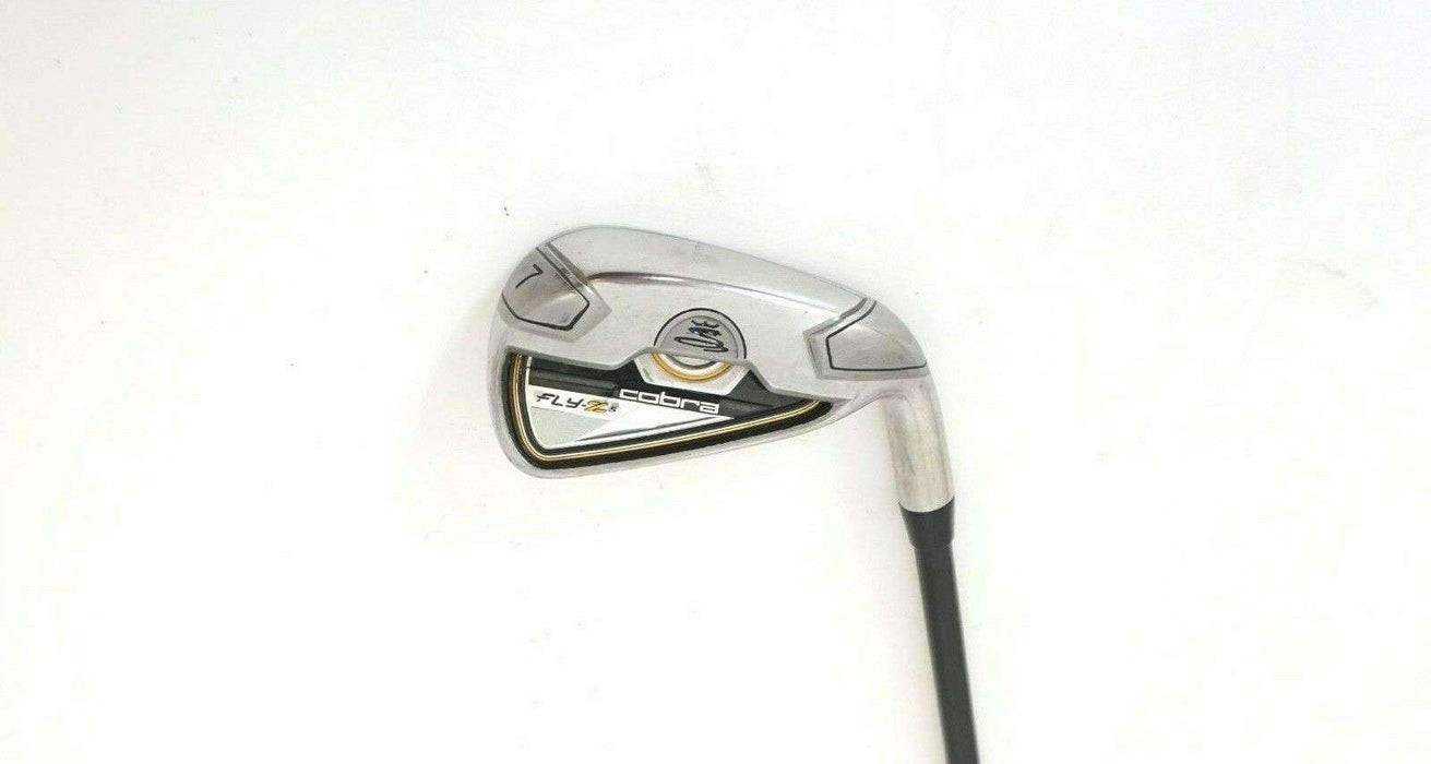 Cobra Fly-ZS Forged 7 Iron Regular Graphite Shaft Taylormade Grip