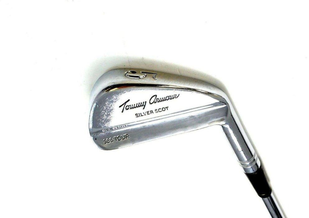 Tommy Armour Silver Scot 986 Tour 5 Iron True Temper Stiff Steel Shaft