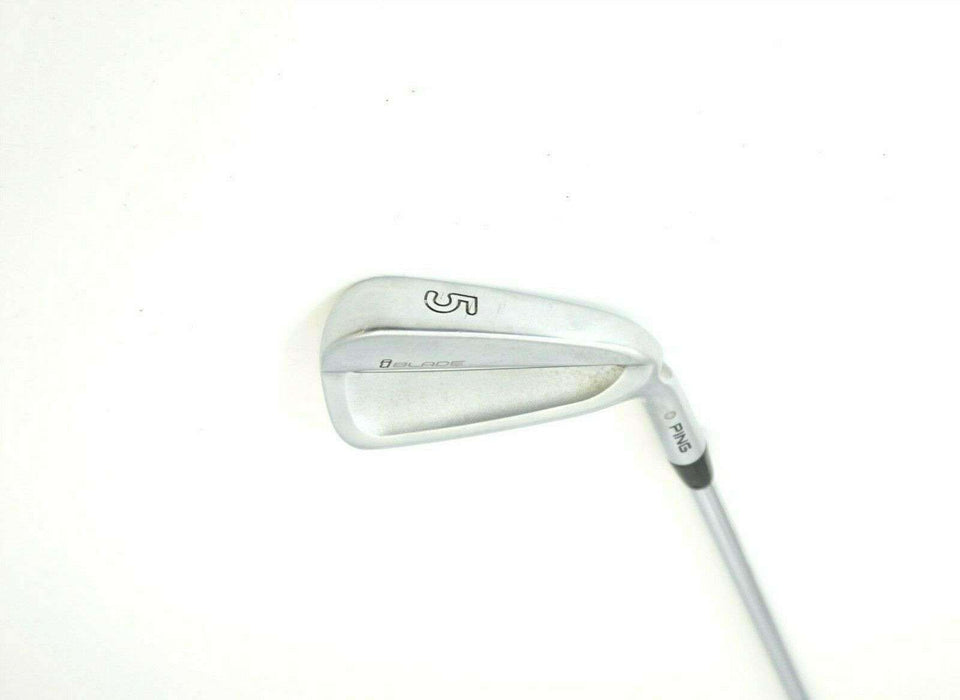 Ping i Blade White Dot 5 Iron CFS Distance Regular Steel Shaft