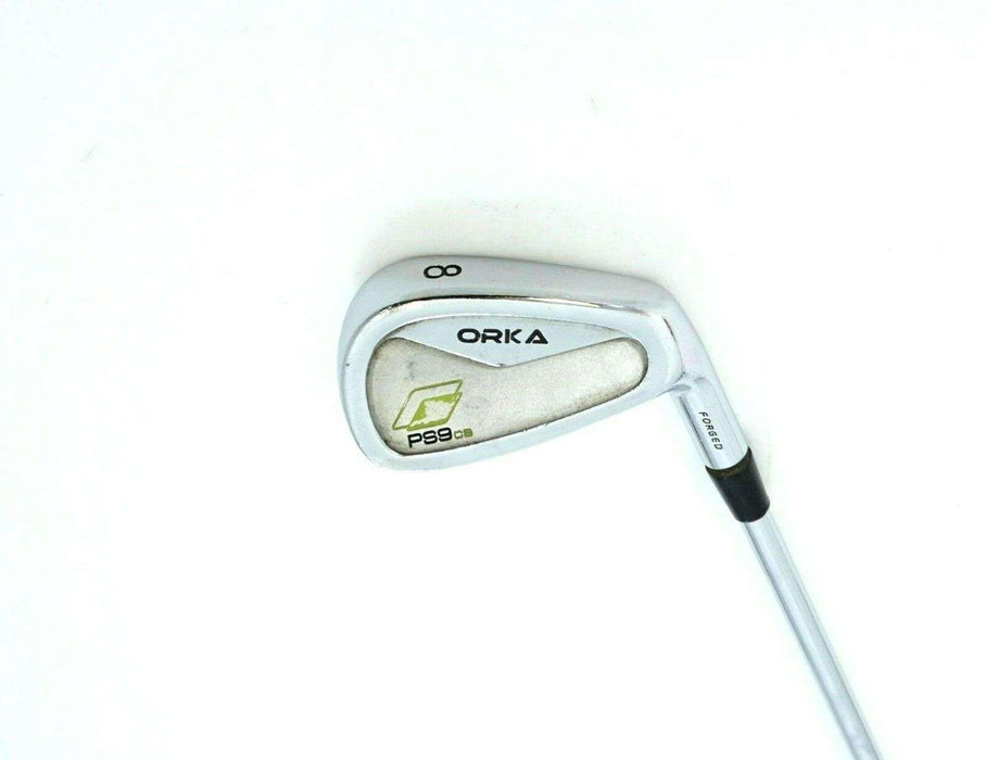Orka PS9 CB Forged 8 Iron Tour Series Regular Steel Shaft Golf Pride Grip