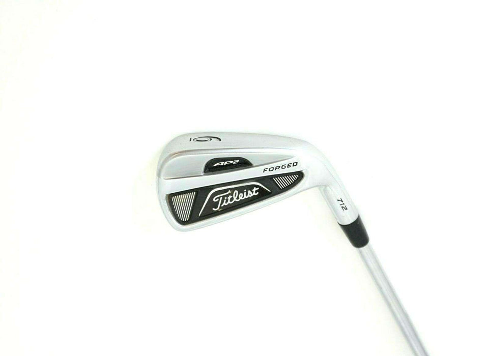 Titleist AP2 712 Forged 6 Iron Stiff Steel Shaft Golf Pride Grip