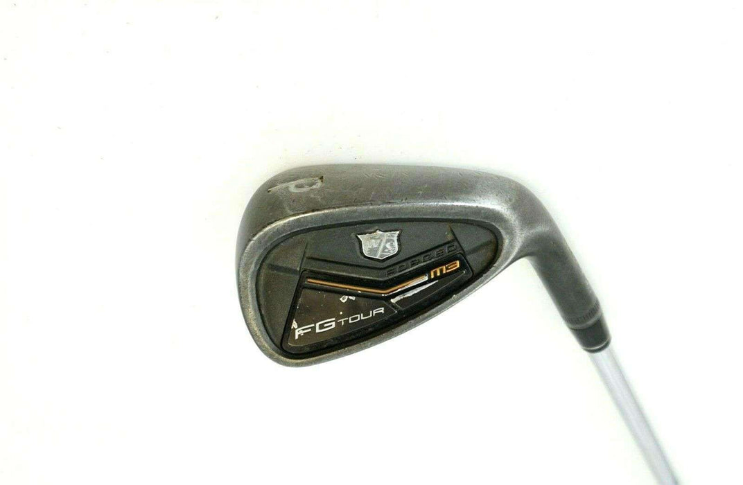 Wilson Staff FG Tour M3 Forged Pitching Wedge Dynamic Gold Extra Stiff Shaft