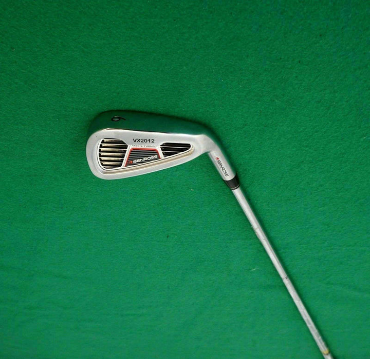Benross VX2012 Forged 6 Iron Regular Steel Shaft Benross Grip