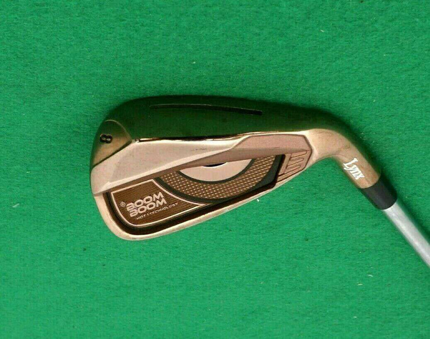 Lynx Boom Boom Copper 8 Iron