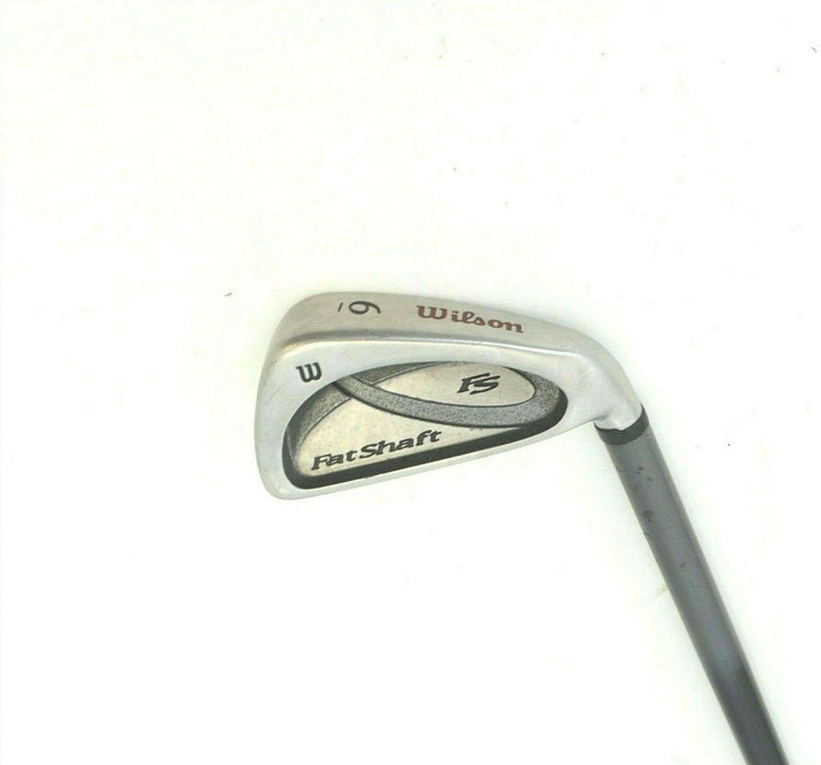 Wilson FatShaft FS 6 Iron Regular Graphite Shaft