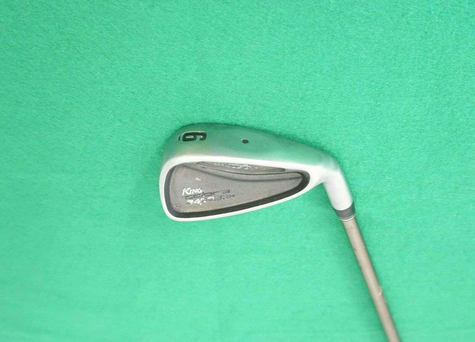 Cobra 3400IXH 6 Iron Seniors Graphite Shaft Lamkin Grip