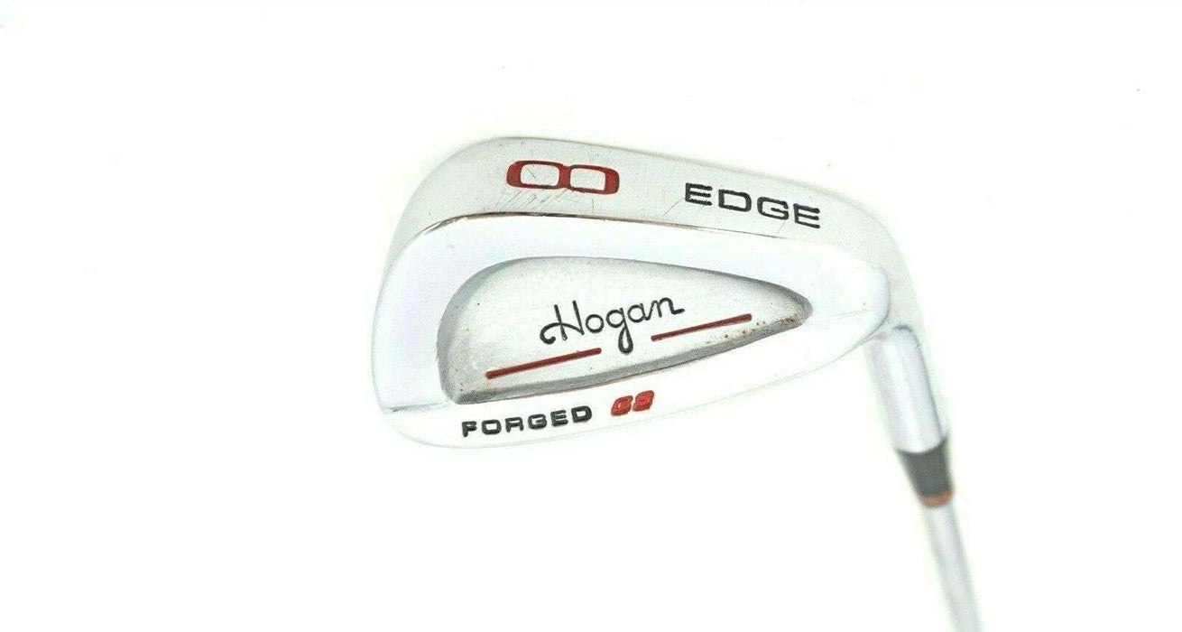 Hogan Edge Forged GS 8 Iron Apex 3 Regular Steel Shaft Hippo Grip