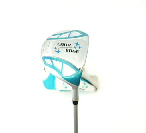 Ladies Tour Edge Lady Edge 5 Wood Ladies Graphite Shaft Tour Edge Grip
