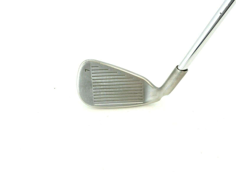 Ping G30 White Dot 7 Iron Stiff Steel Shaft Ping Grip