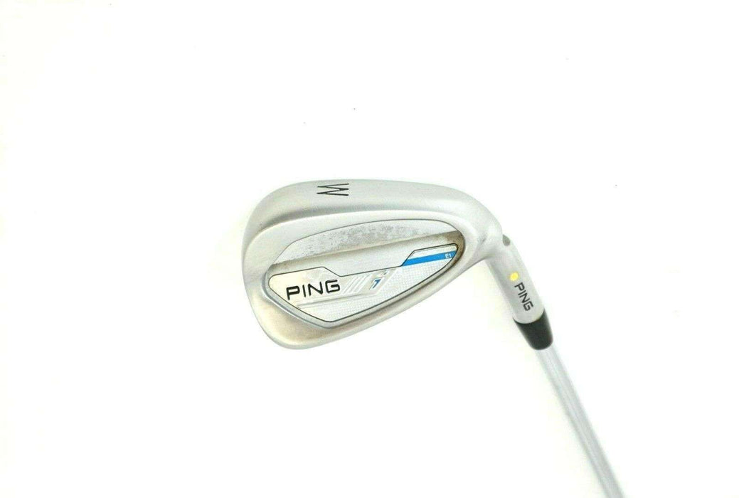 Ping i Series E1 Yellow Dot Pitching Wedge Regular Steel Shaft Ping Grip