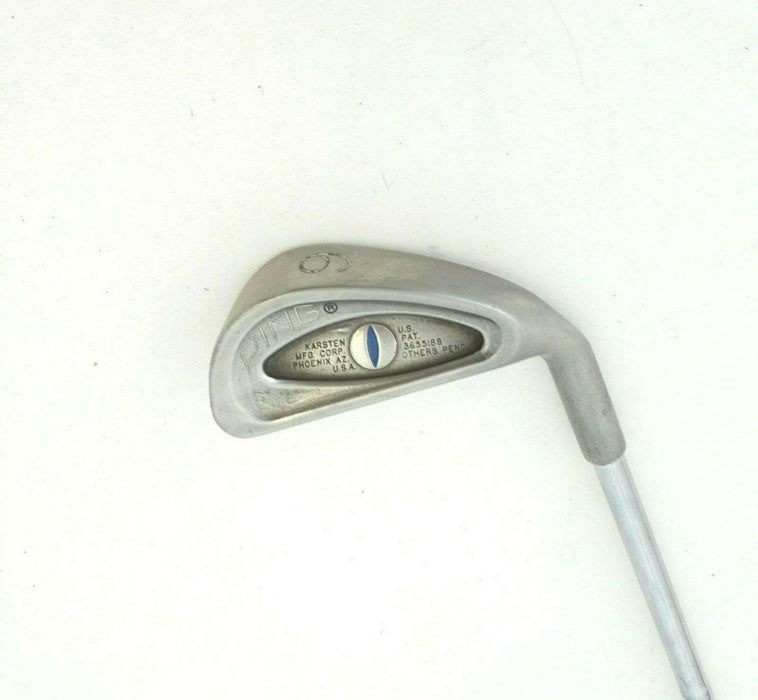 Ping Eye Blue Dot 6 Iron Regular Steel Shaft Golf Pride Grip
