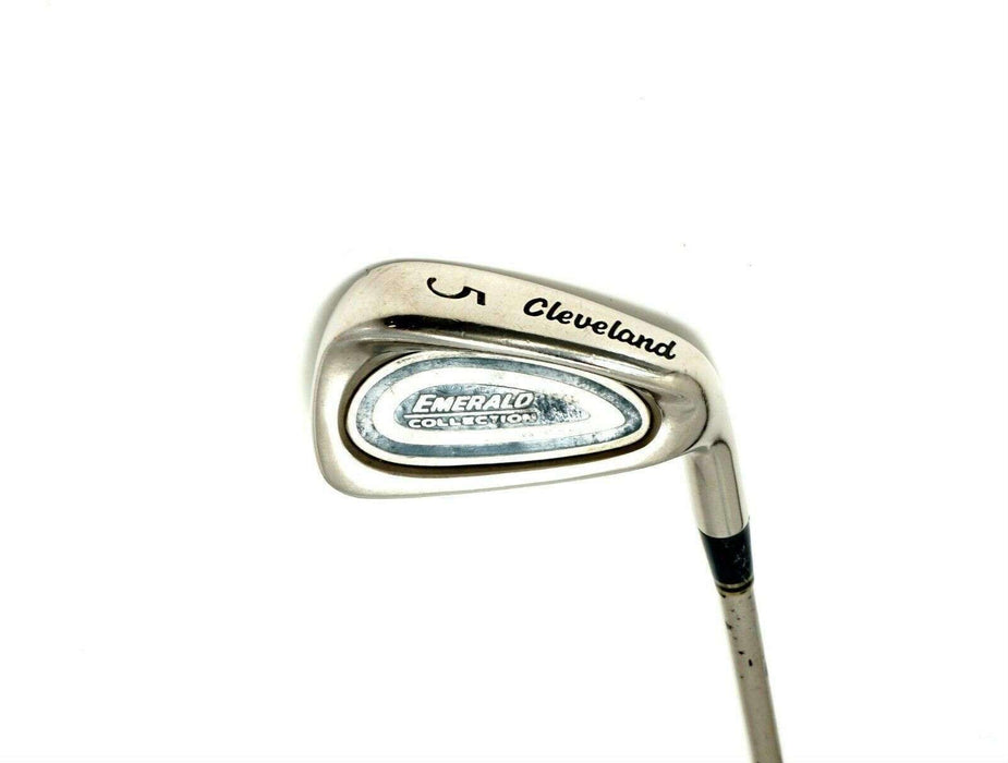 Ladies Cleveland Emerald Collection 5 Iron Womens Flex Graphite Shaft