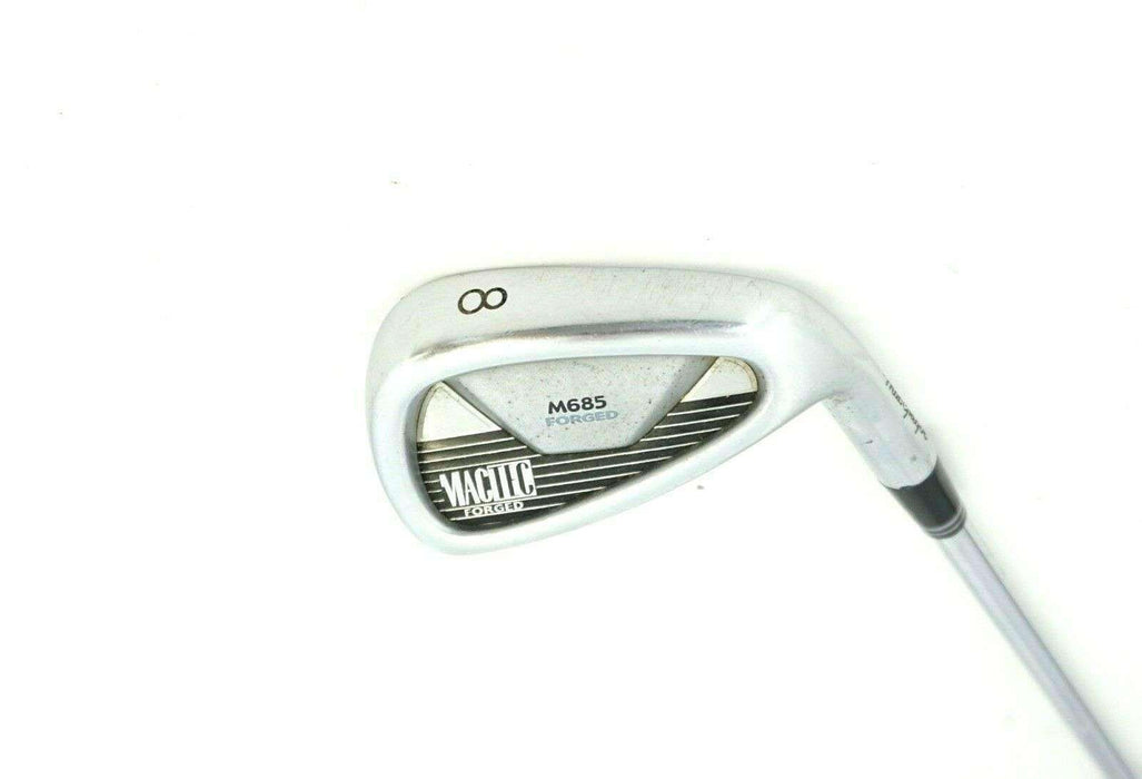MacGregor M685 MacTec Forged 8 Iron Regular Steel Shaft Howson Grip