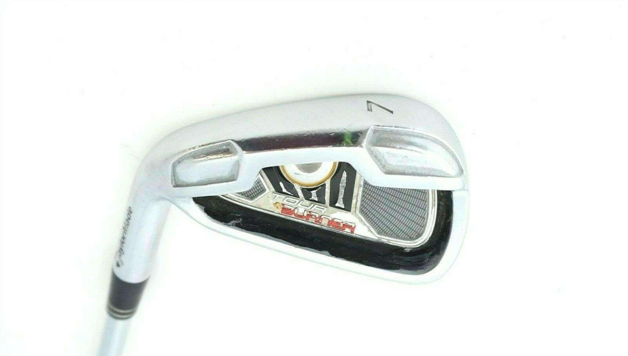 Left Handed TaylorMade Tour Burner 7 Iron Regular Steel Shaft