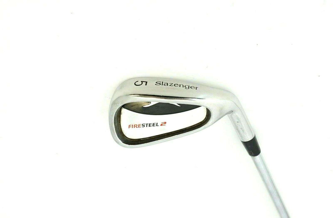 Slazenger FireSteel 2 5 Iron Regular Steel Shaft Slazenger Grip