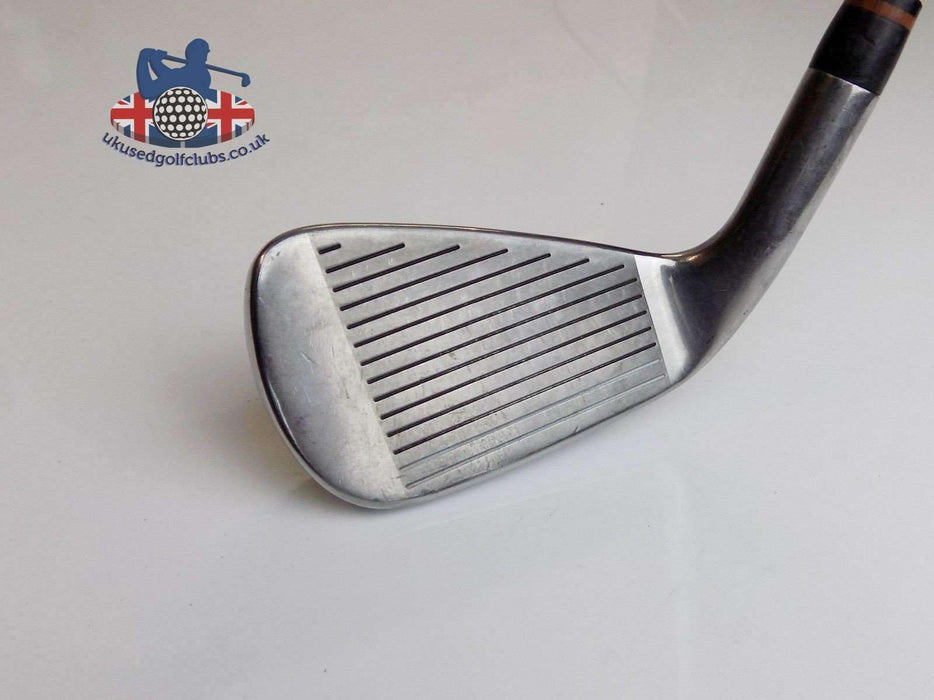 TaylorMade Firesole Nickel Steel 6 Iron True Temper Regular Steel Shaft TaylorMade Grip