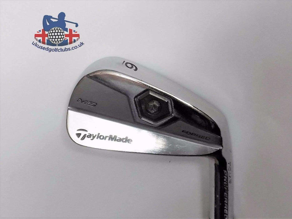 TaylorMade Tour Preferred MB Forged 6 Iron True Temper X100 Extra Stiff Steel Shaft Golf Pride Grip
