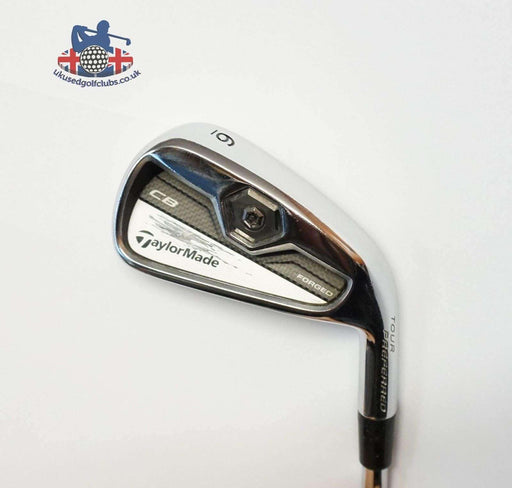 TaylorMade Tour Preferred MC Forged 6 Iron R300 Regular Steel Shaft