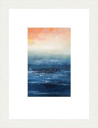 The English Coast - Three book set with painting