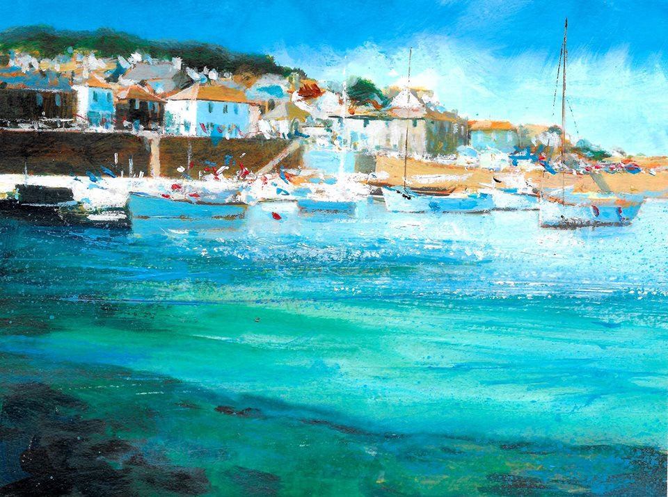 Emerald Harbour - Mousehole