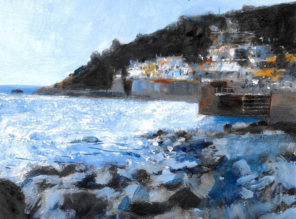 Weather on the Way - Mousehole