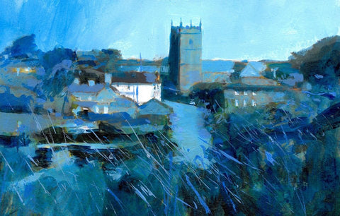 Zennor Blue