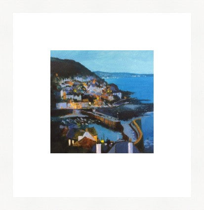 Over the Rooftops - Mousehole
