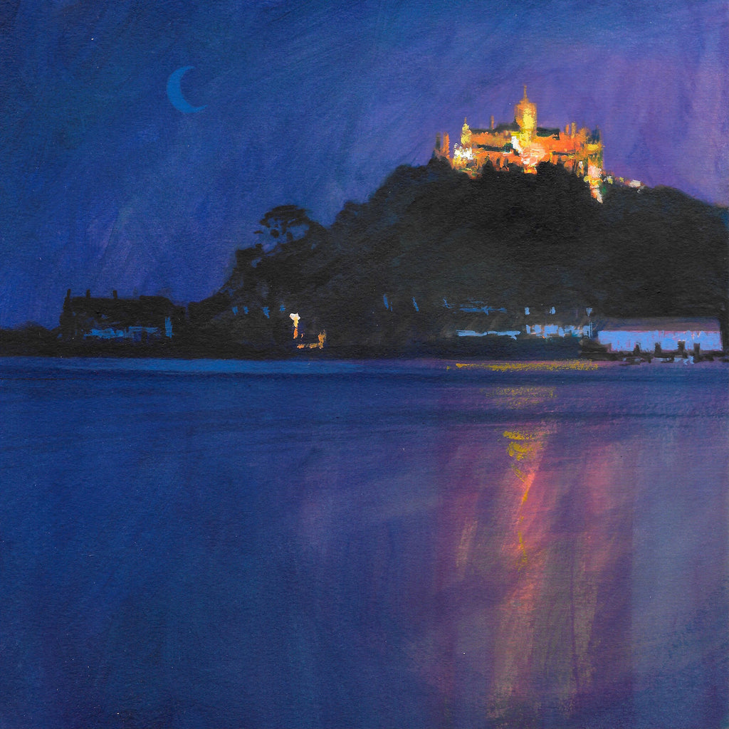 Blue Moon - Mounts Bay