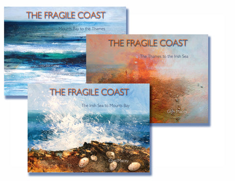 The Fragile Coast - Three book set