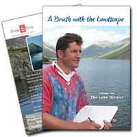 Painting the Lakes DVD