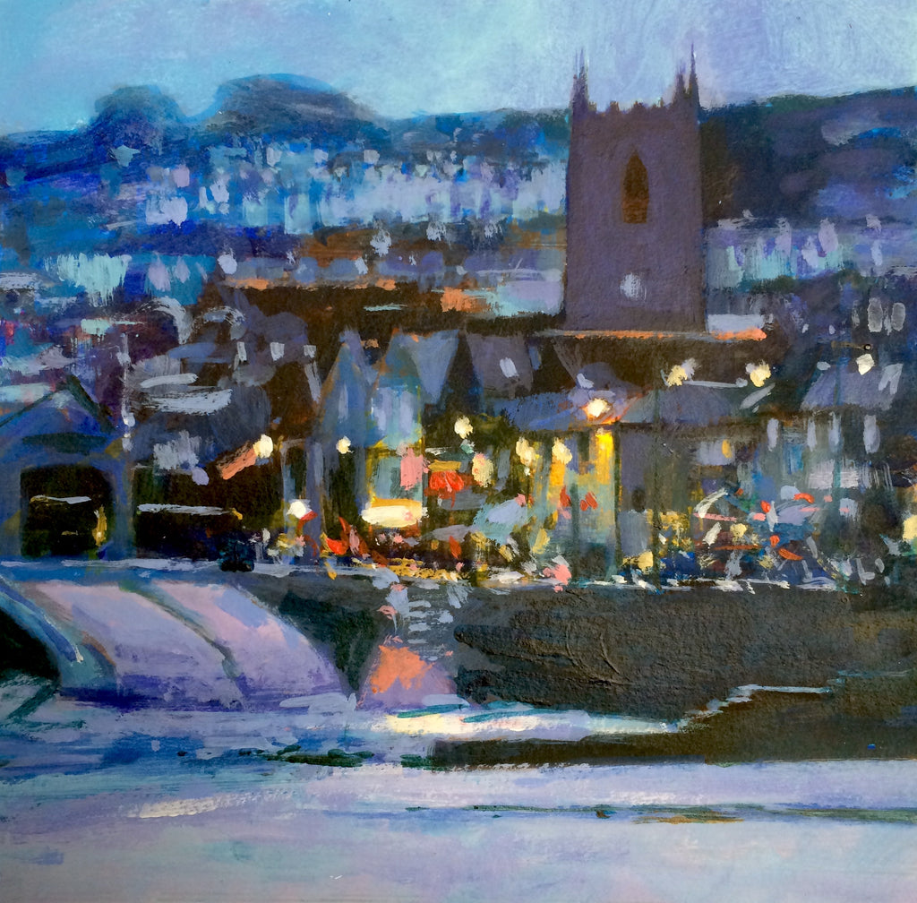 Evening II - St Ives Print