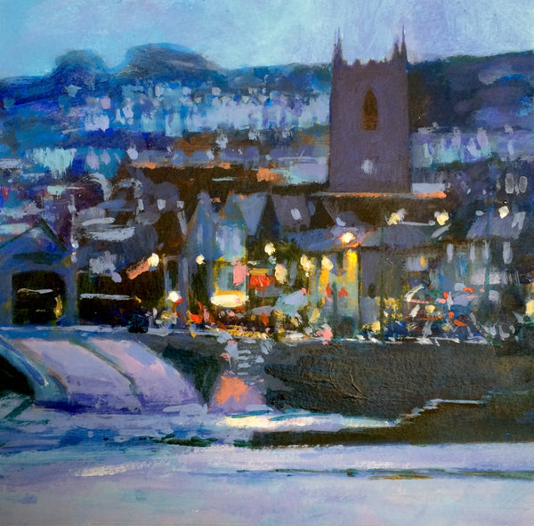 Evening II - St Ives