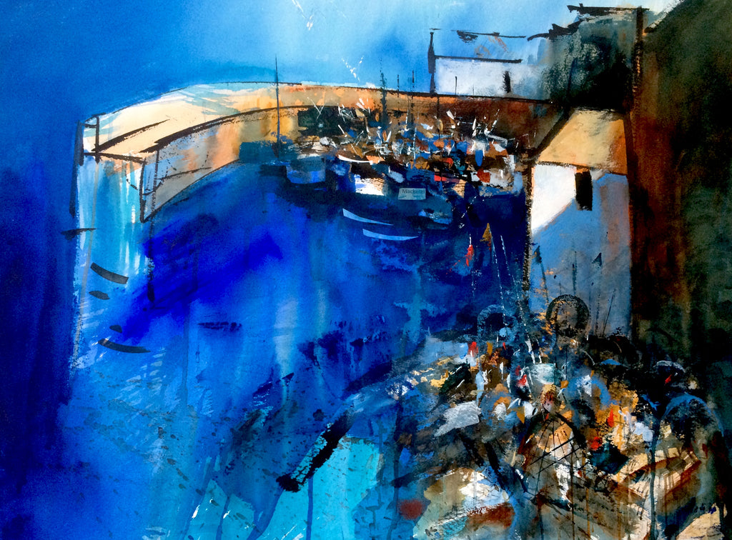Coverack Blue